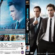 White Collar - Season 5 (2013) R1 Custom Cover & labels