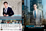 White Collar – Season 6 (2014) R1 Custom Cover & labels
