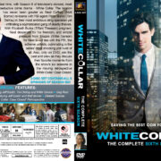 White Collar – Season 6 (2014) R1 Custom Cover & labels