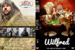Wilfred – Season 3 (2013) R1 Custom Cover & labels