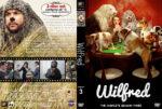 Wilfred – Season 3 (2013) R1 Custom Cover & labels