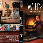 Wilfred – Season 4 (2014) R1 Custom Cover & labels