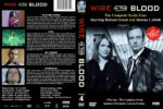 Wire in the Blood – Season 4 (2006) R1 Custom Cover & labels