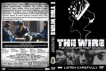 The Wire – Season 1 (2002) R1 Custom Cover & labels