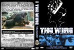 The Wire – Season 3 (2004) R1 Custom Cover & labels