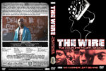 The Wire – Season 4 (2006) R1 Custom Cover & labels