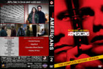 The Americans – Season 2 (2014) R1 Custom Cover & labels
