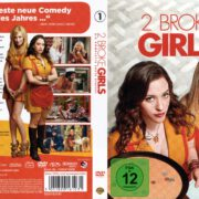 2 Broke Girls – Season 1 (2011) R2 German Cover