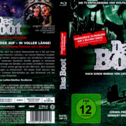 Das Boot (1985) R2 German Blu-Ray Cover