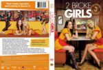 2 Broke Girls – Season 3 (2013) R2 German Cover