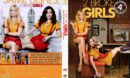 2 Broke Girls - Season 4 (2014) R2 German Cover