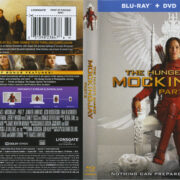 The Hunger Games: Mockingjay Part 2 (2016) R1 Blu-Ray Cover & labels