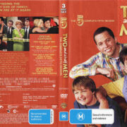 Two And A Half Men: Season 5 (2007) R4 Cover
