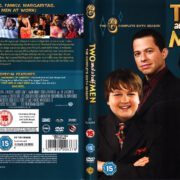 Two And A Half Men: Season 6 (2008) R2 Cover
