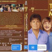 Two And A Half Men: Season 7 (2009) R4 Cover