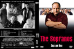 The Sopranos – Season 1 (1999) R1 Custom Cover & labels
