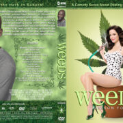 Weeds – Season 4 (2008) R1 Custom Cover & labels