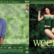 Weeds – Season 5 (2009) R1 Custom Cover & labels