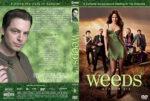 Weeds – Season 6 (2010) R1 Custom Cover & labels
