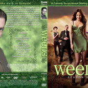 Weeds – Season 6 (2010) R1 Custom Cover & labels