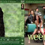 Weeds – Season 8 (2012) R1 Custom Cover & labels