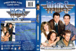 Wings – Seasons 1 & 2 (1991) R1 Custom Cover & labels