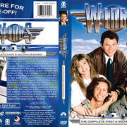 Wings - Seasons 1 & 2 (1991) R1 Custom Cover & labels
