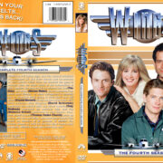 Wings – Season 4 (1992) R1 Custom Cover & labels