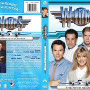 Wings - Season 5 (1993) R1 Custom Cover & labels
