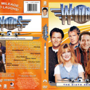 Wings – Season 6 (1994) R1 Custom Cover & labels