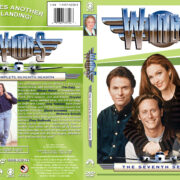 Wings - Season 7 (1995) R1 Custom Cover & labels