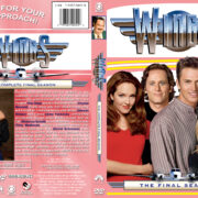 Wings – Season 8 (1996) R1 Custom Cover & labels
