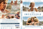 The Impossible (2012) R0 Custom FRENCH Cover