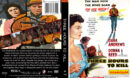 Three Hours To Kill (1954) R1 Custom DVD Cover