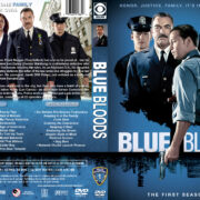 Blue Bloods – Season 1 (2010) R1 Custom Cover & labels