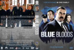 Blue Bloods – Season 2 (2011) R1 Custom Cover & labels