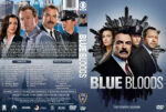 Blue Bloods – Season 4 (2013) R1 Custom Cover & labels