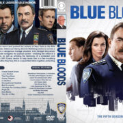 Blue Bloods – Season 5 (2014) R1 Custom Cover & labels