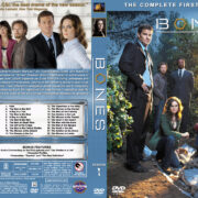 Bones - Season 1 (2005) R1 Custom Cover & labels