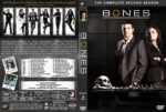 Bones – Season 2 (2006) R1 Custom Cover & labels