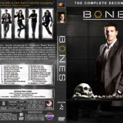 Bones - Season 2 (2006) R1 Custom Cover & labels