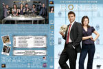 Bones – Season 3 (2007) R1 Custom Cover & labels