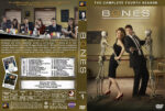 Bones – Season 4 (2008) R1 Custom Cover & labels