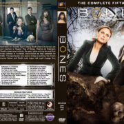 Bones – Season 5 (2009) R1 Custom Cover & labels