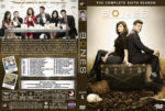 Bones – Season 6 (2010) R1 Custom Cover & labels