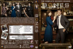 Bones – Season 7 (2011) R1 Custom Cover & labels