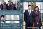 Bones – Season 8 (2012) R1 Custom Cover & labels
