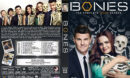 Bones - Season 10 (2014) R1 Custom Cover & labels