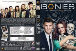 Bones – Season 10 (2014) R1 Custom Cover & labels