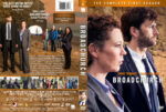 Broadchurch – Season 1 (2013) R1 Custom Cover & labels